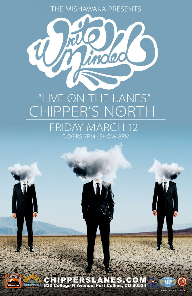 Live Music at Chipper's Lanes w/ Write Minded