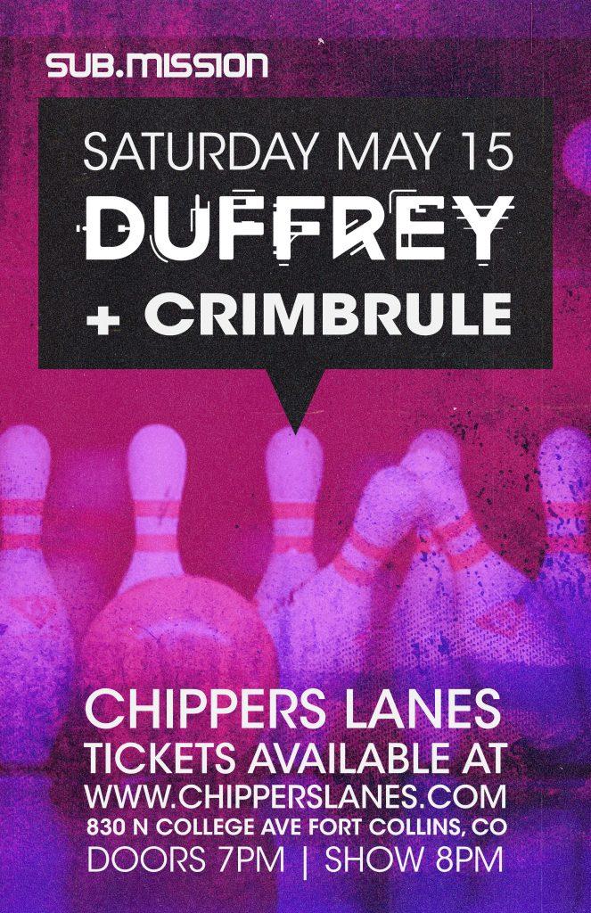 Duffrey at Chipper's Lanes