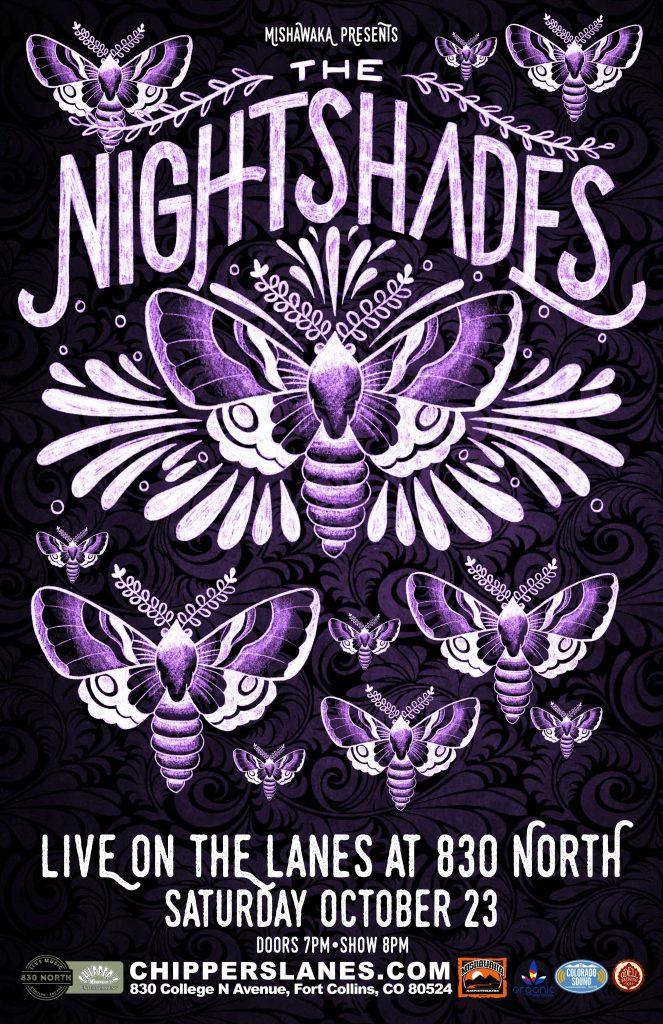 The Nightshades at 830 North