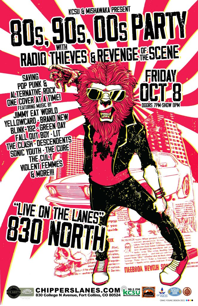 Radio Thieves