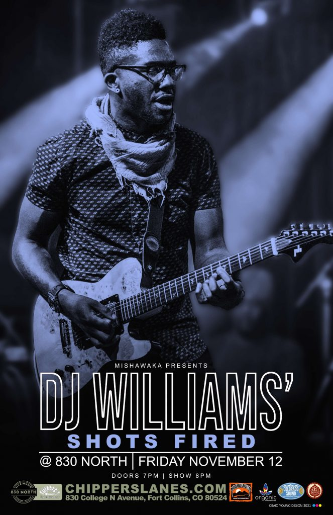 DJ Williams at 830 North