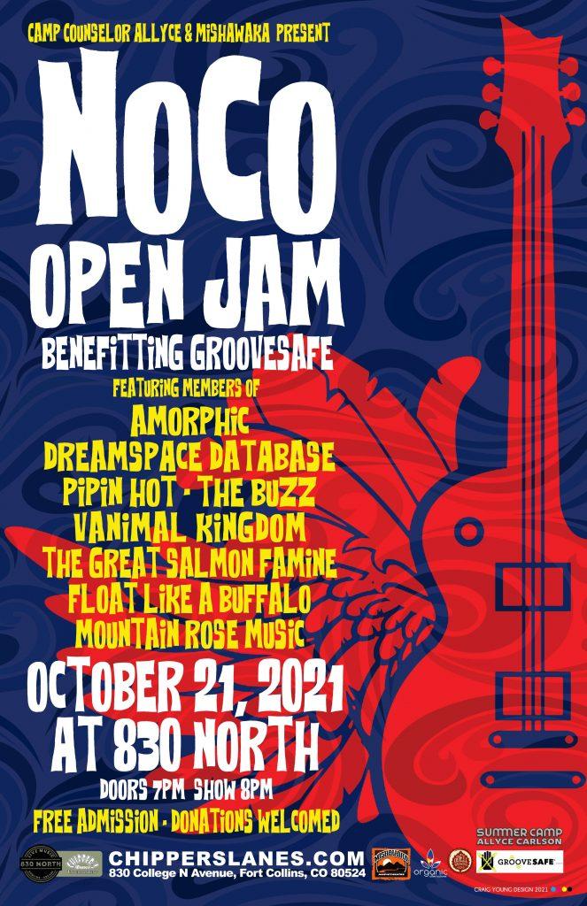 NoCo Open Jam