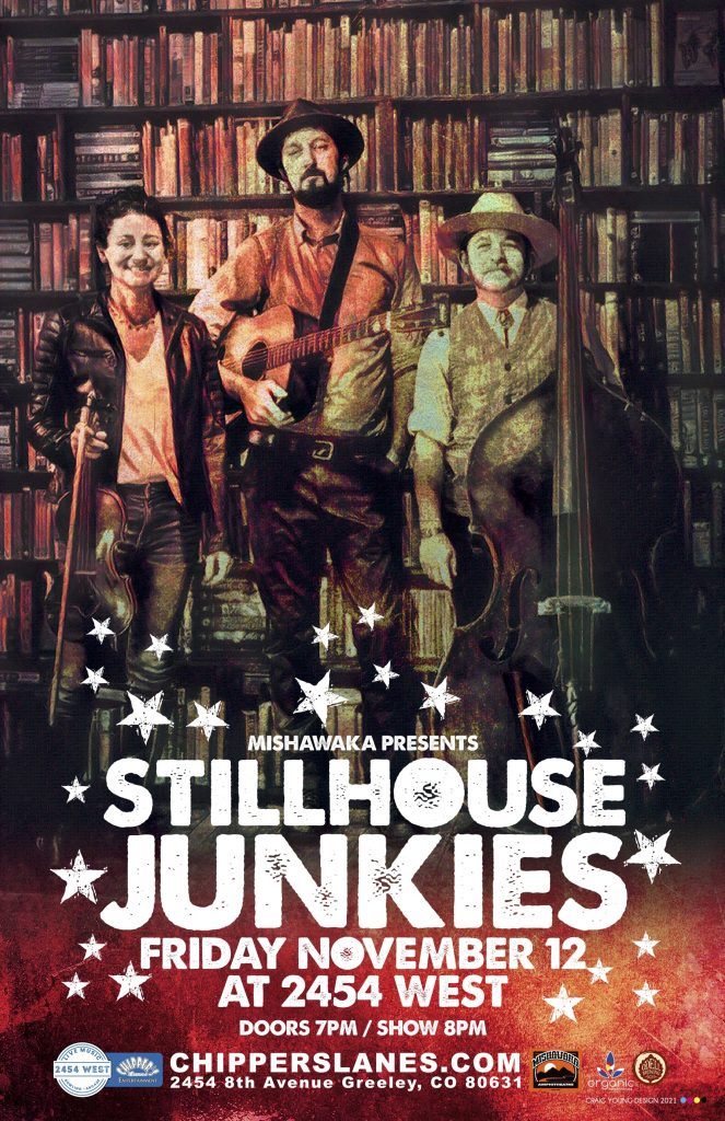 Stillhouse Junkies at 2454 West